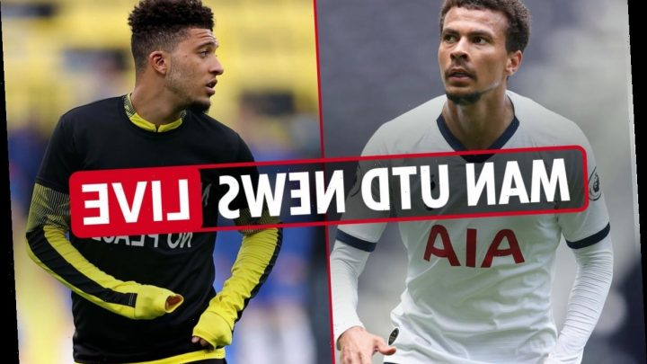 1pm Man Utd news LIVE: Dele Alli BANNED for United, Sancho 'will join', £31m Tolisso talks, Dybala on failed transfer – The Sun