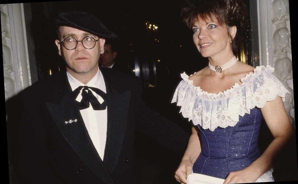 Elton John's ex-wife takes legal action against the singer
