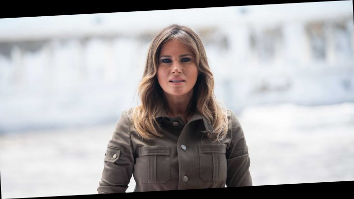 "New Biography Claims Trump Was ""Frightened"" to See Melania After Access Hollywood Tape Dropped"