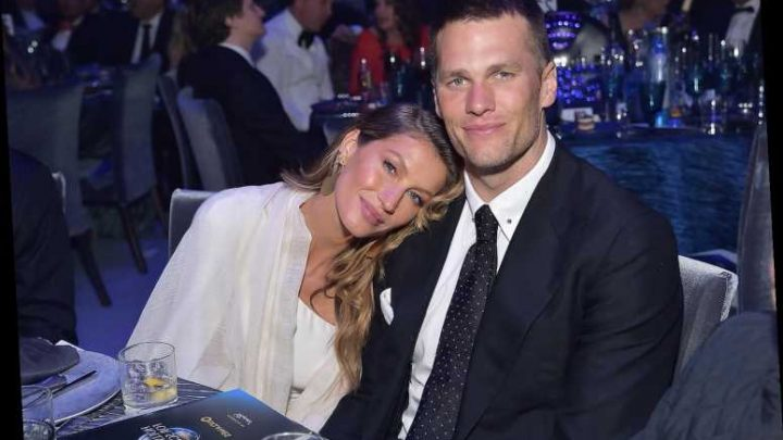Gisele Bündchen Celebrates 'Sweet Dad and Loving Hubby' Tom Brady on Father's Day