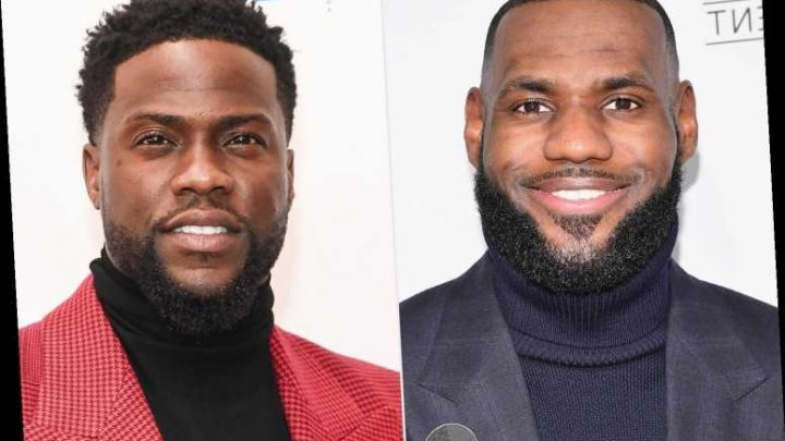 LeBron James, Kevin Hart and Other Celebrities Partner to Protect Black Voting Rights
