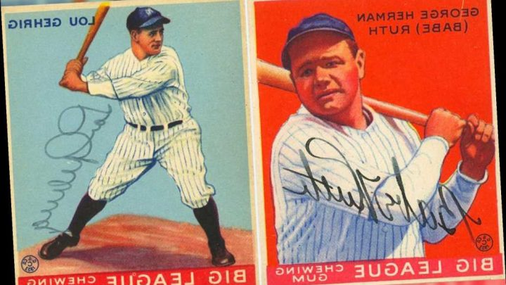 97-year-old New Jersey man leaves behind treasure trove of signed baseball cards
