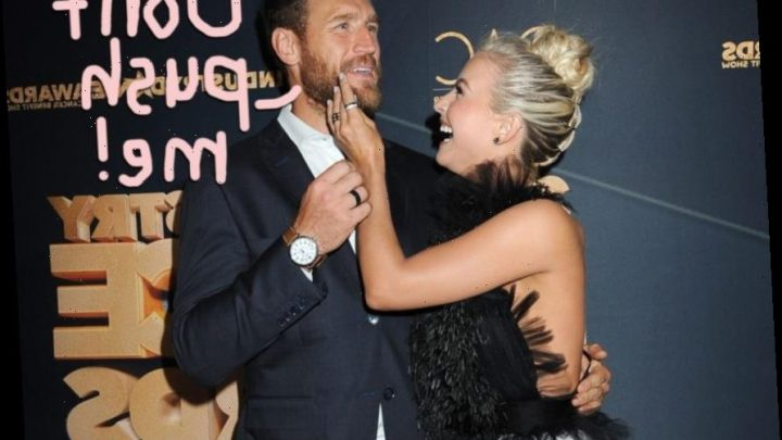 Brooks Laich 'Did Not Want A Divorce' — But Julianne Hough 'Pushed' Him Into It!