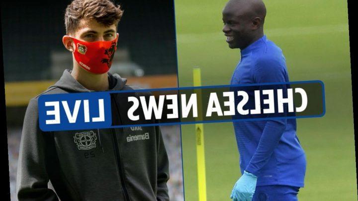 5.15pm Chelsea news LIVE: Havertz £70m transfer bid, Kante returns to full training, Werner and Chilwell LATEST – The Sun