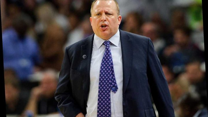 Knicks should hire Tom Thibodeau if they want to matter again
