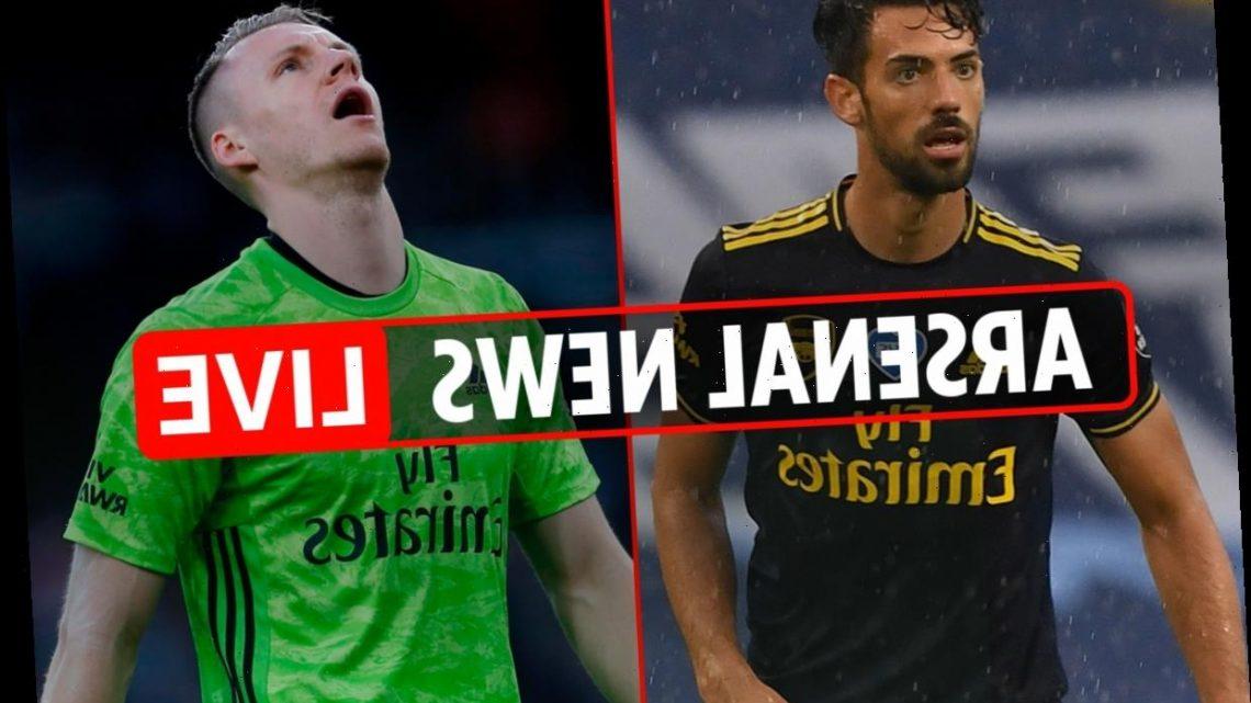 4pm Arsenal news LIVE: Gunners agree FOUR deals – David Luiz REACTION, William Saliba UPDATE, Aubameyang urged to LEAVE – The Sun