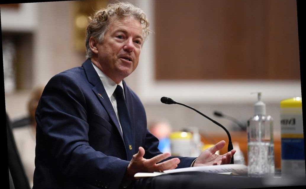 Rand Paul rips Fauci's coronavirus response, says schools should be reopened