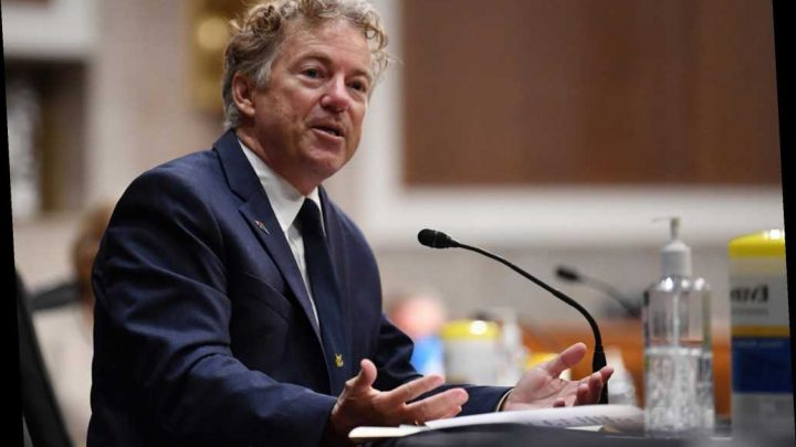 Rand Paul rips Fauci's coronavirus response, says schools should be reopened