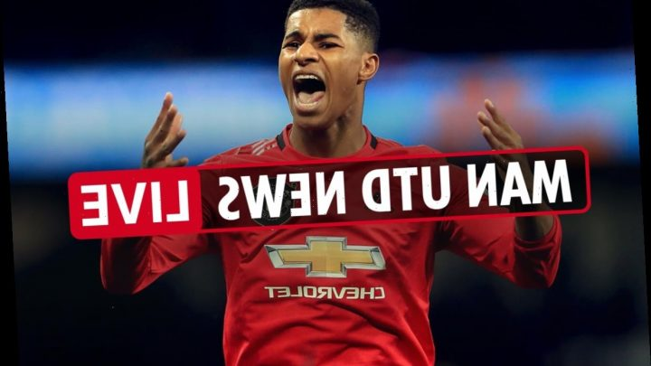 6am Man Utd news LIVE: Rashford to continue to fight for school meals, Ndidi to replace Matic, Pogba set to be on bench – The Sun