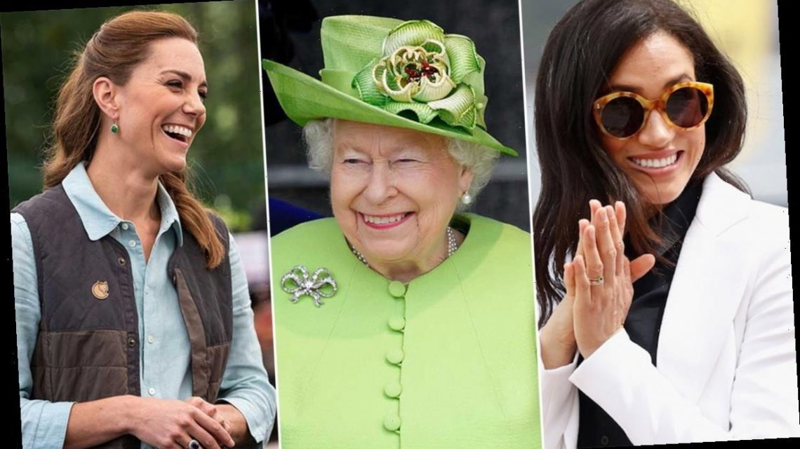 The royals who could be reunited after changes to social distancing guidelines