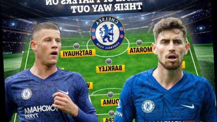 Chelsea to sell 11 stars this summer in huge clearout to fund transfers, including exits for Pedro, Jorginho and Barkley – The Sun