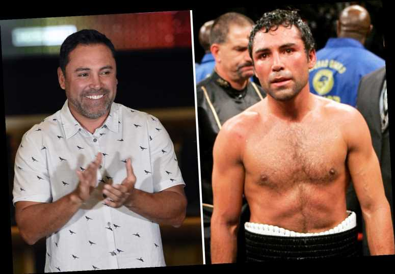 Oscar De La Hoya considering comeback at 47 but will wait to see how Mike Tyson's boxing return goes first – The Sun