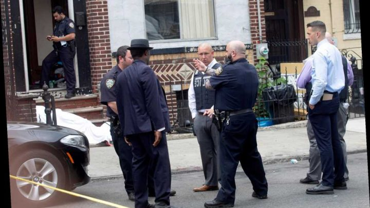 Shootings spike across NYC leaving 2 dead and at least 17 hurt: police