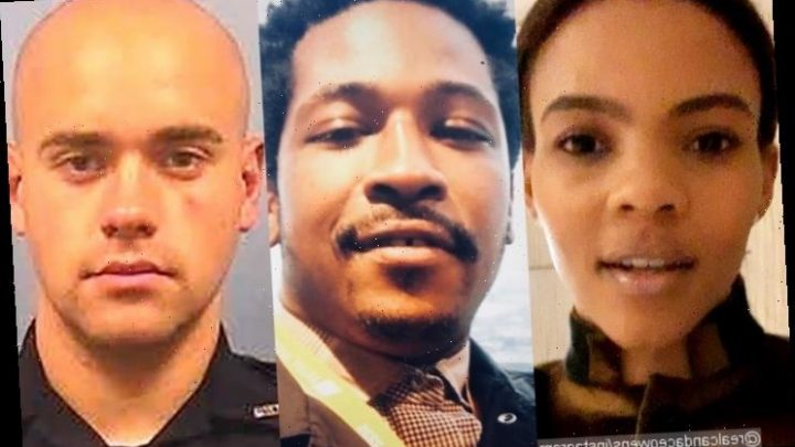Candace Owens Raising Fund for Cops After Defending Officer Who Killed Rayshard Brooks