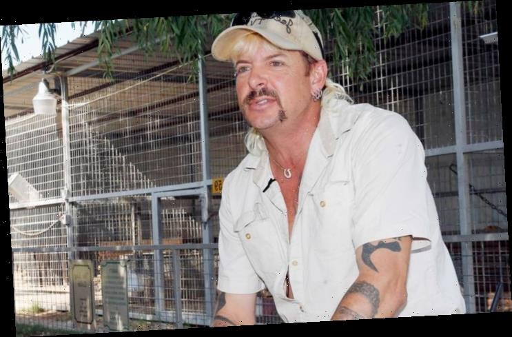 'Tiger King' Star Joe Exotic Gets Medical Attention After Solitary Confinement Release