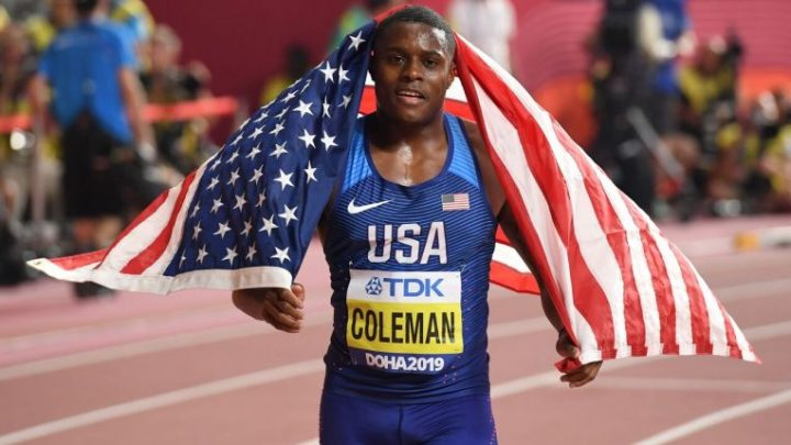 Athletics: Testing agency says suspended 100m world champion Chris Coleman doesn't know the rules