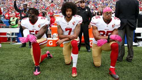 'We were wrong': NFL's Goodell regrets stance on player protests