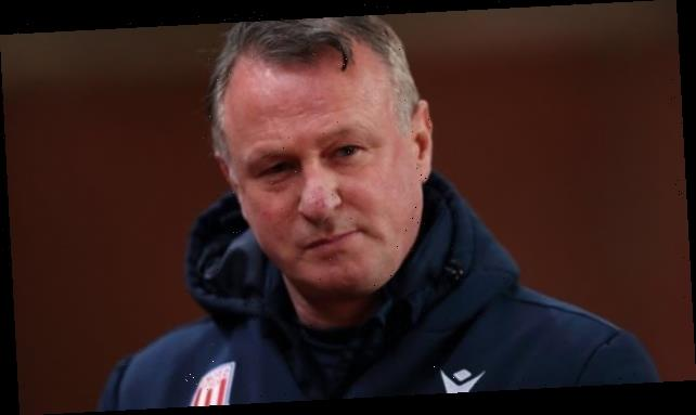 Michael O'Neill: Stoke City manager tests positive for Covid-19