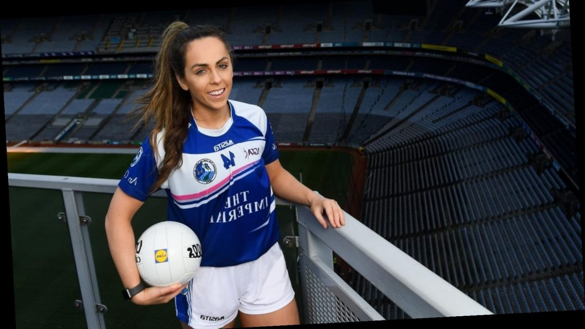 Aishling Sheridan discusses a family footballing affair and playing with her mother