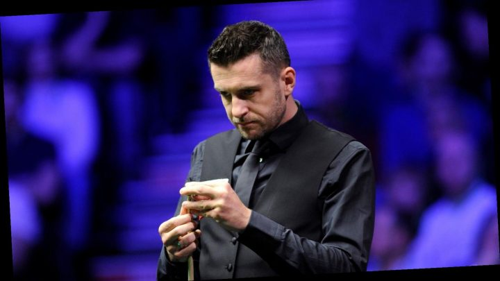 Mark Selby sent crashing out of Championship League