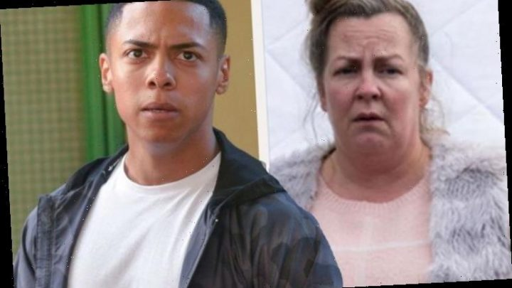 EastEnders spoilers: Karen Taylor and Keegan Baker 'kidnap' Kayden in exit plot