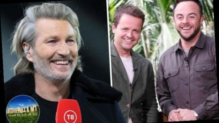 Robbie Savage speaks out on joining I'm A Celebrity line-up: 'Now is the right time'