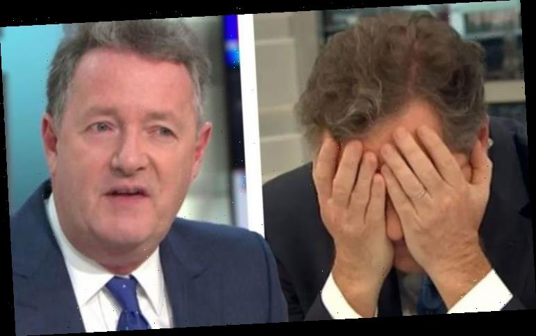 Piers Morgan questions future on GMB 'every morning' in surprise admission