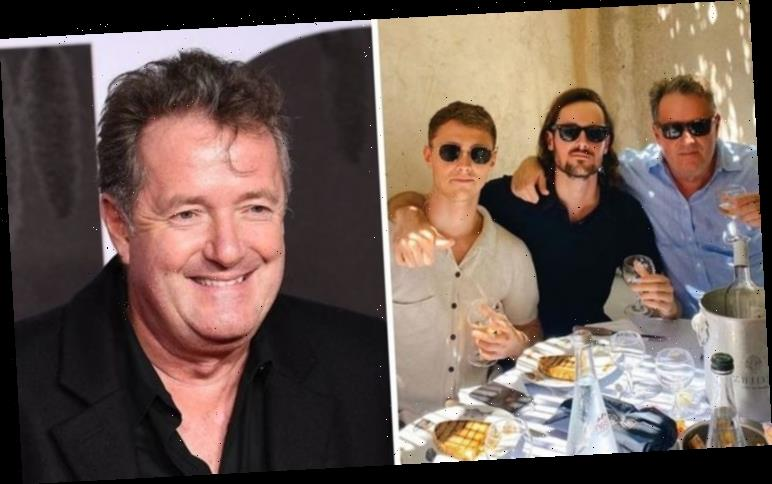 Piers Morgan children: How many children does Piers have?