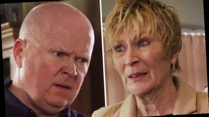 EastEnders spoilers: Shirley Carter's new lover 'revealed' as she betrays Phil Mitchell
