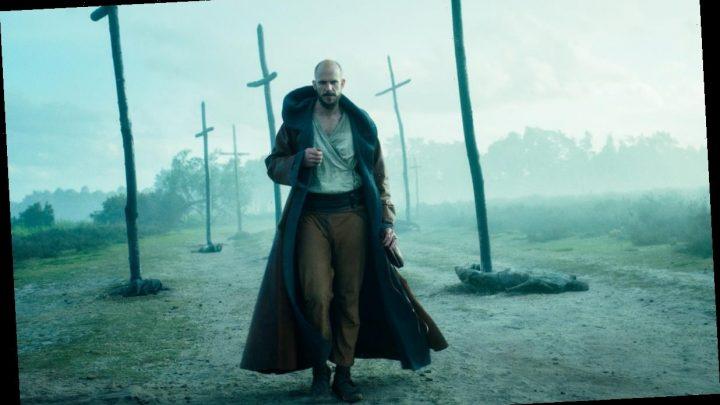 Who Plays Merlin In 'Cursed'? Gustaf Skarsgård Has Fans Intrigued