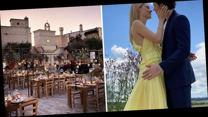 Brooklyn Beckham and Nicola Peltz 'to marry in incredible Italian resort' where ceremonies cost £3 million – take a look inside