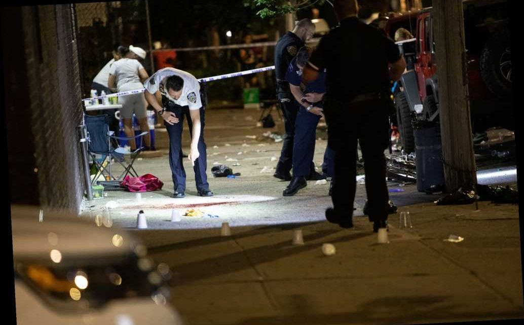 Nearly half of NYC's bloody June played out across 10 precincts: NYPD