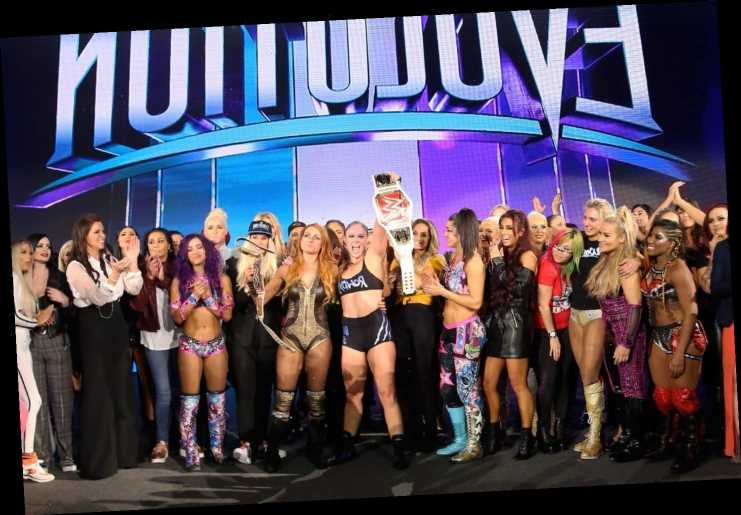 WWE 'planning on bringing back Evolution this August for day after SummerSlam' after successful first all women's PPV