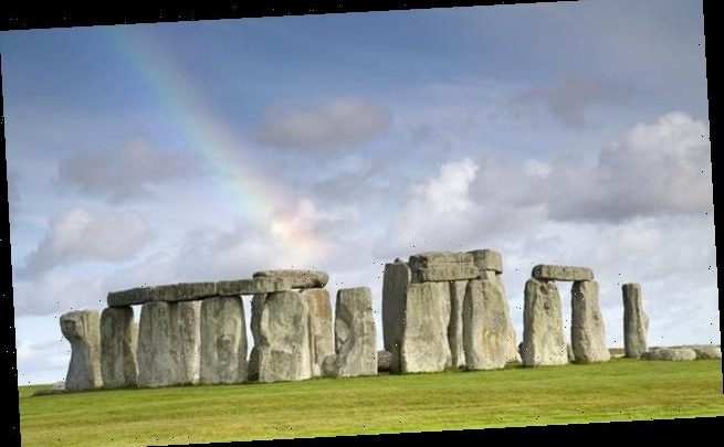 Stonehenge's huge blocks DID arrive over land