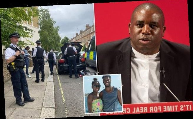 David Lammy calls for police watchdog to probe 'shocking' search