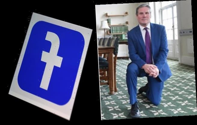 Labour boycotts Facebook for a month over race content
