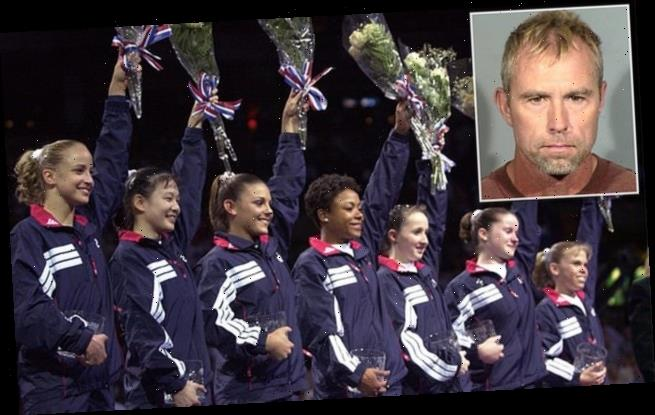 Ex-US Gymnastics coach charged with 14 counts of lewdness with a child