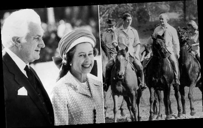 Queen banned Prince Charles from buying Australian country retreat