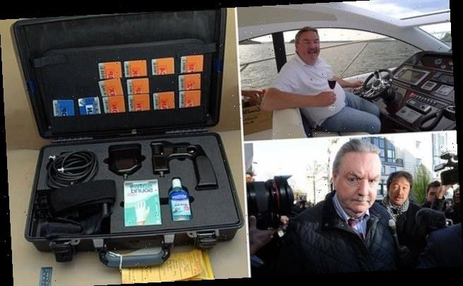 Conman who made £50m selling fake bomb detectors freed from jail