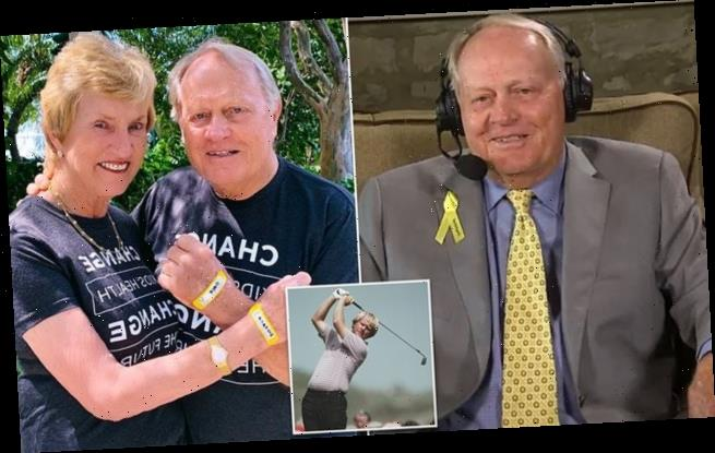Nicklaus says he was ill with COVID-19 earlier this year