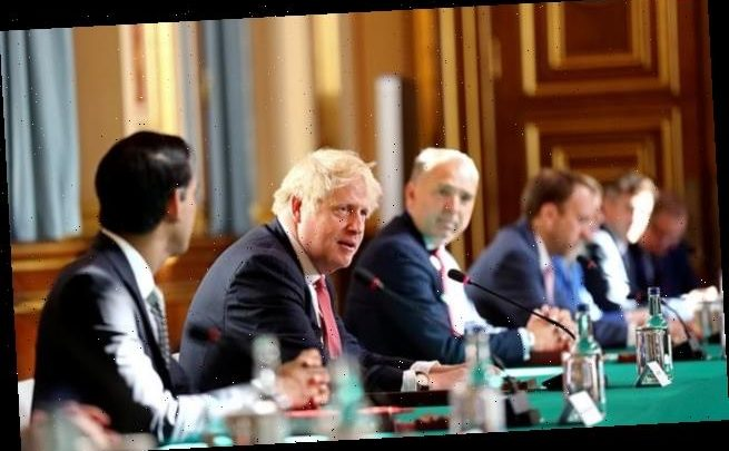Boris Johnson finally convenes Cabinet for face-to-face meeting