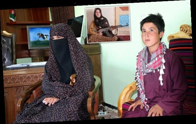 Teenage girl hailed a hero for killing two Taliban extremists