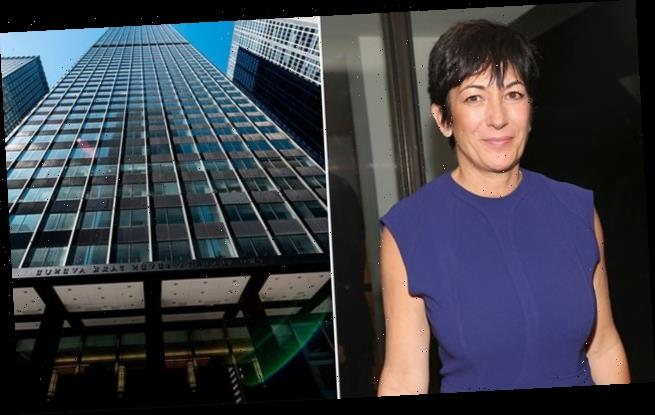 JPMorgan private bank managed over $10million for Ghislaine Maxwell