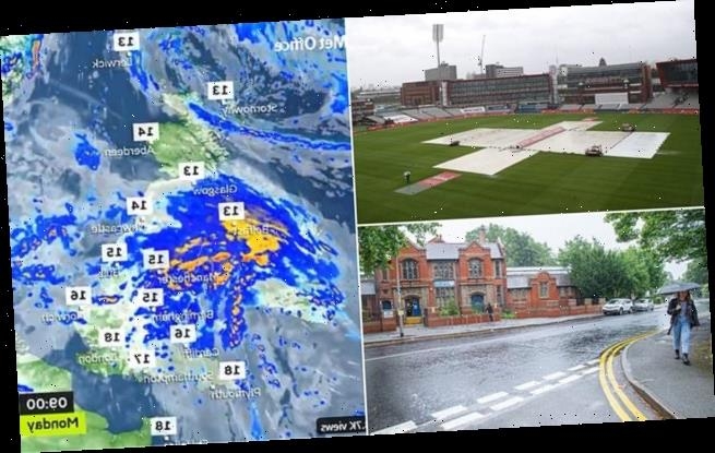 Where has summer gone? July will end with downpours this week