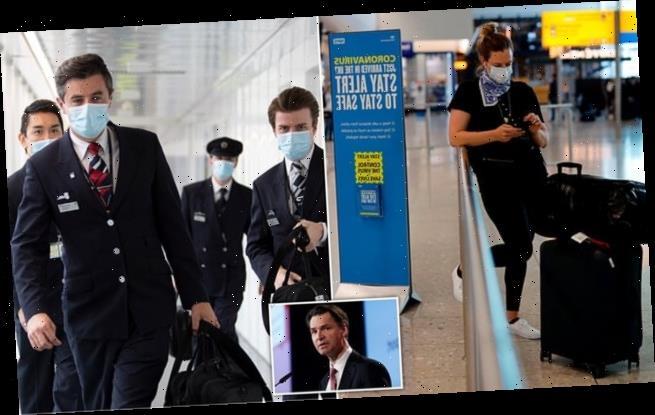 Hopes quarantine could be cut to a week