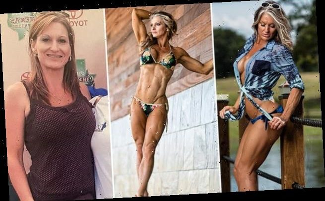 Mother-of-three has a better body at 52 than she did at 20