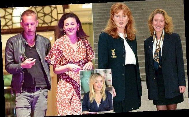 RICHARD EDEN: Drama to be made on Sarah Ferguson's former dresser…