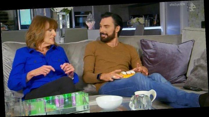 Gogglebox fans in shock as they discover Rylan Clark-Neal's real name after mum's slip up