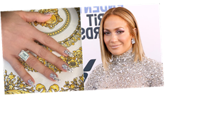 Jennifer Lopez Has Had So Many Great Nail Art Looks, We Can't Pick a Favorite