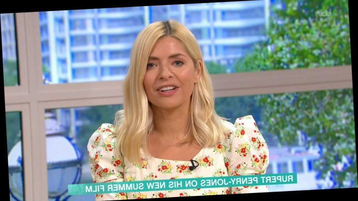 Holly Willoughby posts heartfelt thank-you to Phillip Schofield as she opens up about 'strange times' on This Morning